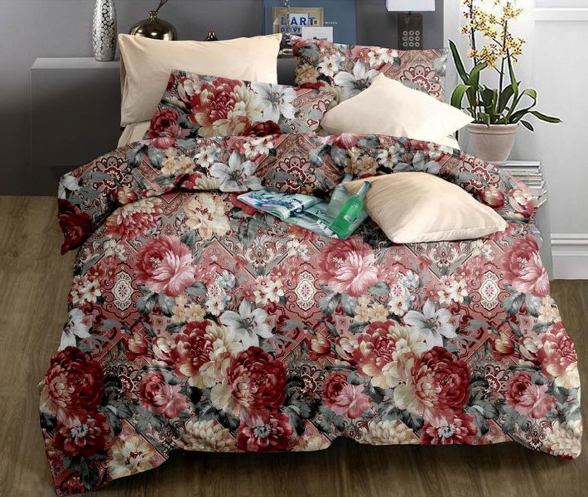 Постельное белье Valtery Постельное белье Selia (семейное) постельное белье иматекс постельное белье