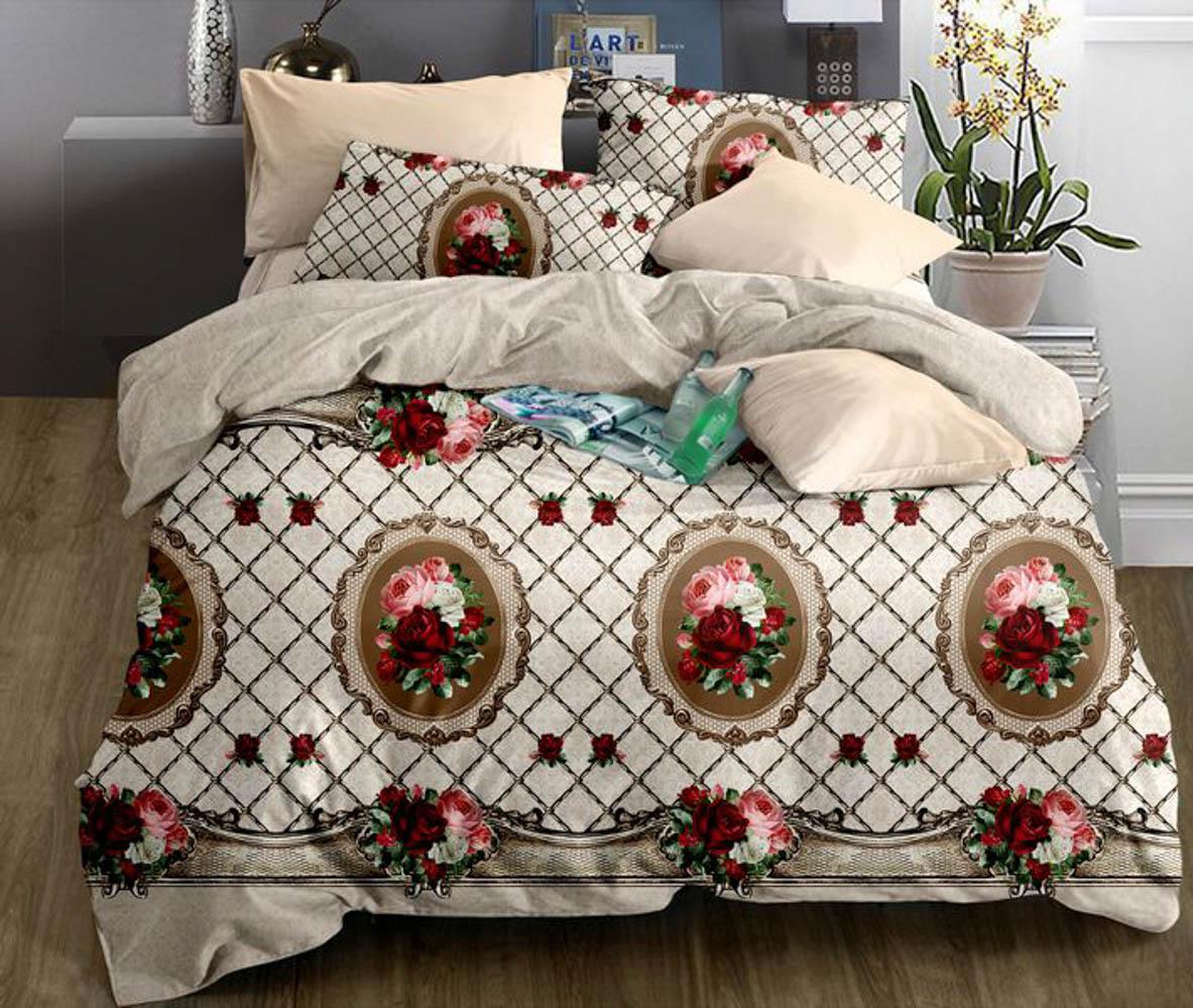Постельное белье Valtery Постельное белье Oribel (семейное) постельное белье valtery постельное белье ceadda семейное