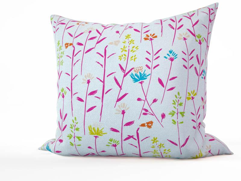 Декоративные подушки StickButik Декоративная подушка Полевые Цветы (45х45)
