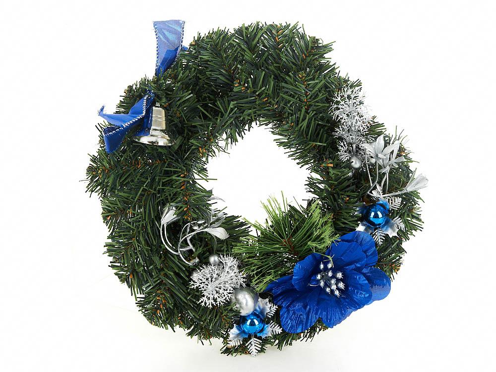 {} Monte Christmas Сувенир Новогодний Венок (24х5 см) monte christmas фигурка музыкальная monte christmas n9750006 мульти