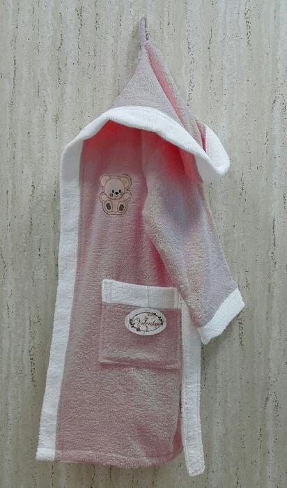 Детские халаты Volenka Детский халат Мишка (6-8 лет) купить шелковый халат мужской спб