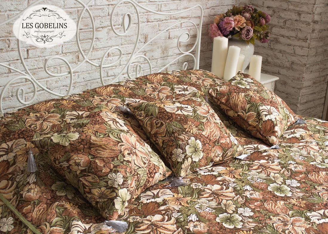 Декоративные подушки Les Gobelins Декоративная наволочка Art Nouveau Lily (40х40) tarot art nouveau таро галерея в футляре улучшенная твердая бумага