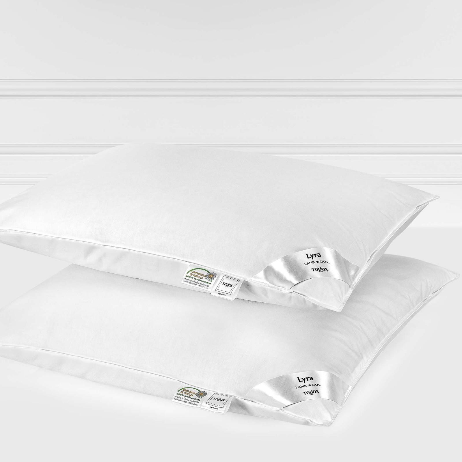 Подушки Togas Подушка Лира (50х70) подушки ортопедические togas подушка ортопедическая германиум