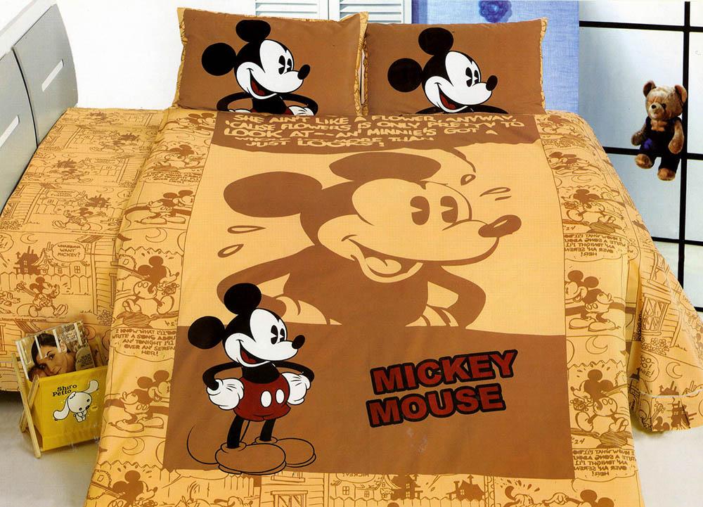 Детское Постельное белье J-Tex Детское Постельное белье Mickey Mouse (150х200 см) детское постельное белье j tex детское постельное белье mickey mouse 150х200 см