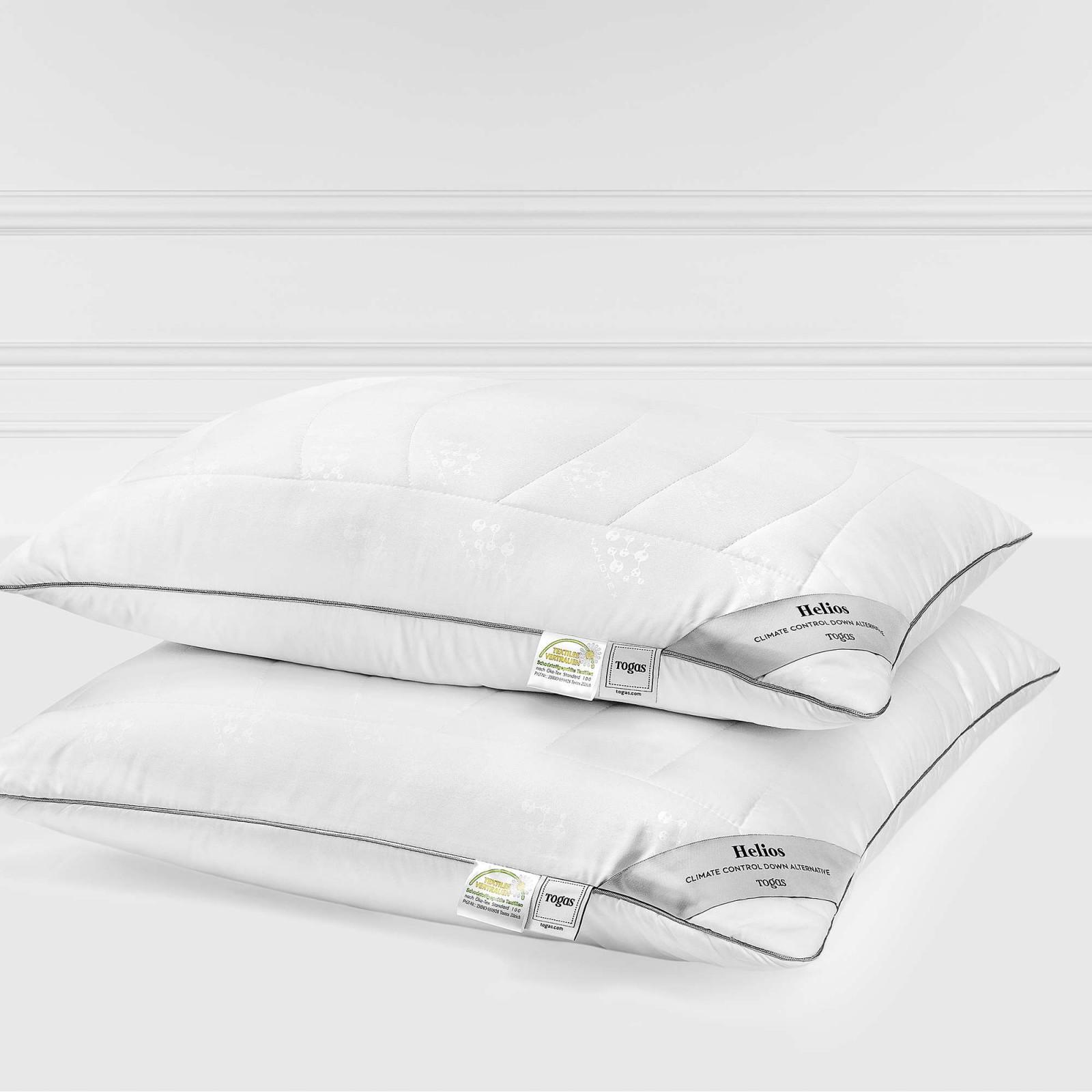 Подушки Togas Подушка Гелиос Средняя (70х70) одеяла togas одеяло гелиос 220х240 см