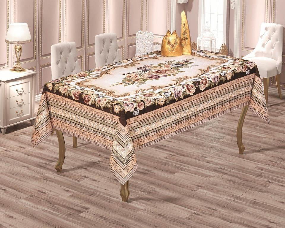Скатерти и салфетки Monalit Скатерть Derven (160х220 см)
