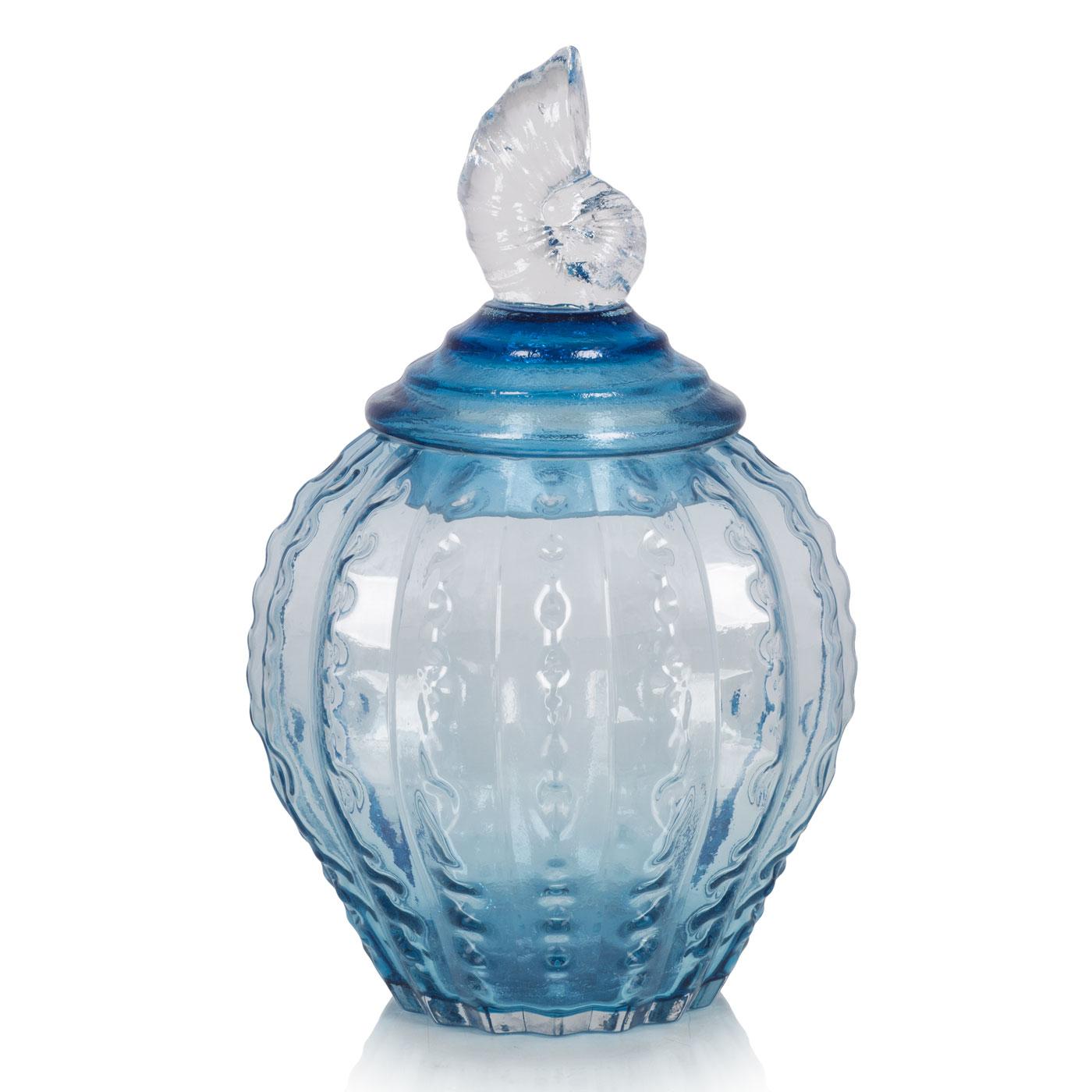 {} Home Philosophy Ваза Agua (20х20х32 см) home philosophy 20 см aquamarine 241274