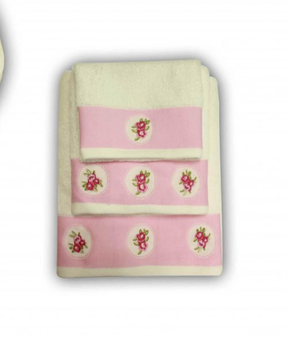 Полотенца Roseberry Полотенце Rosa Цвет: Кремовый (30х50 см) cite marilou полотенце 30x50 цвет голубой