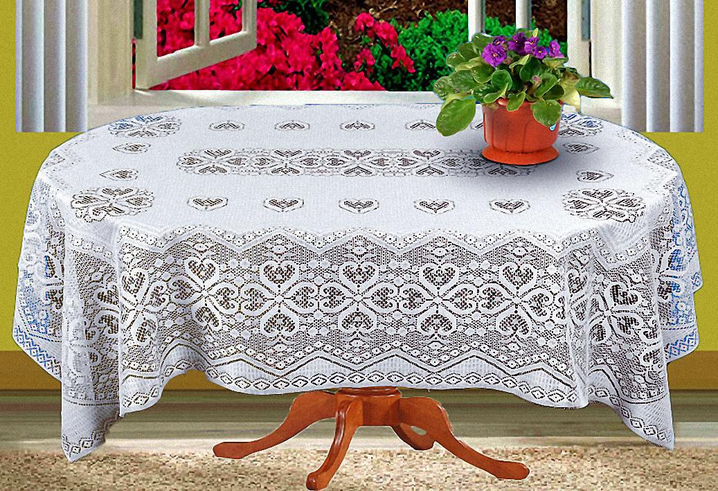 Скатерти и салфетки Elegante Скатерть Keely  (110х150 см) скатерть boyscout прямоугольная 110 x 150 см