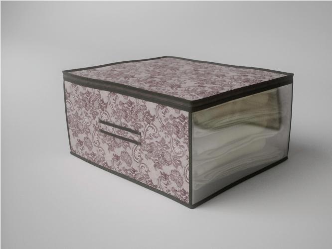 {} CoFreT Кофр для хранения Ажур (30х50х60 см) кофр стеллажный для хранения вещей valiant vintage 2 секции 50 x 30 x 20 см