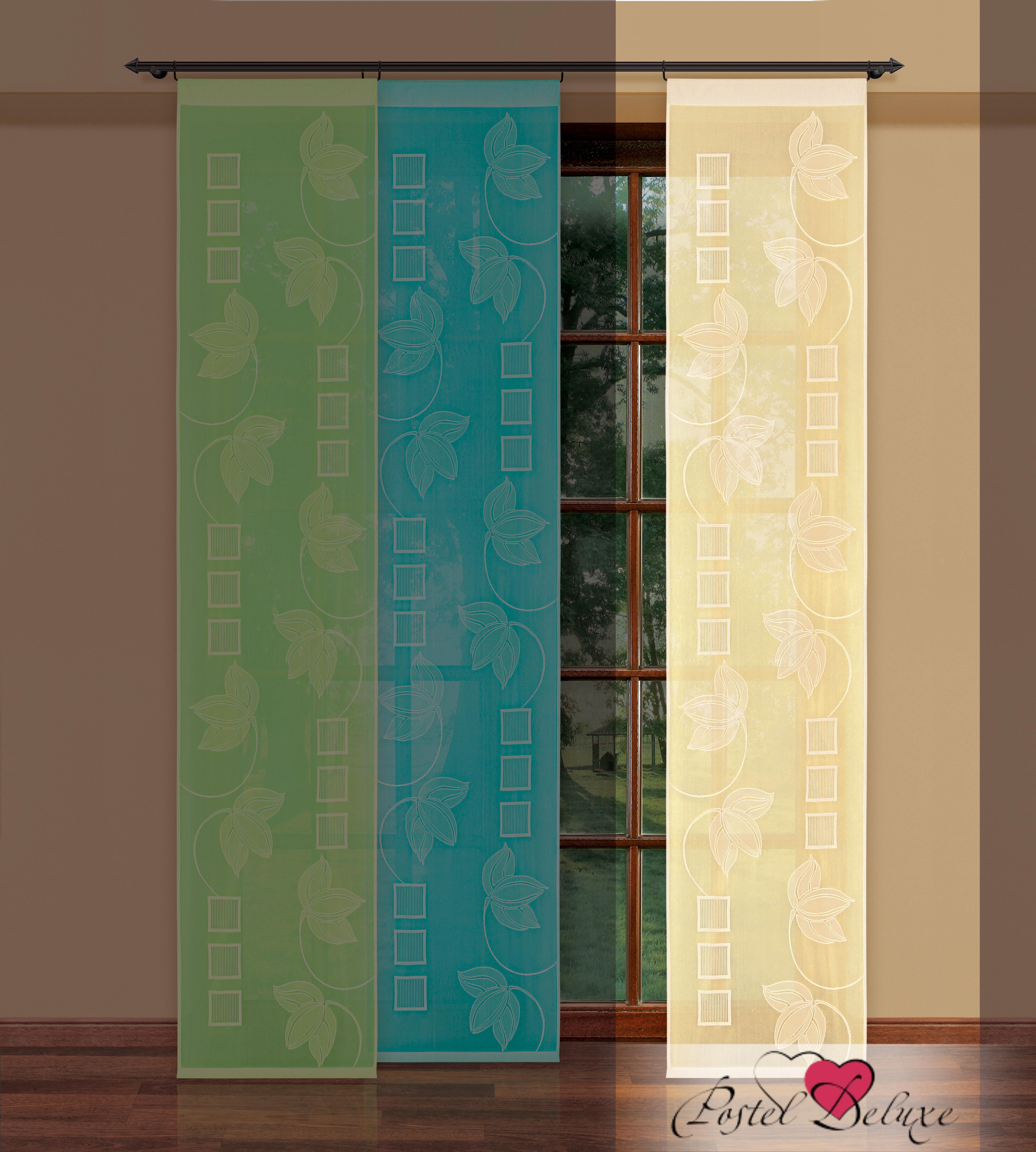 Шторы Haft Японские шторы Foot Цвет: Кремовый