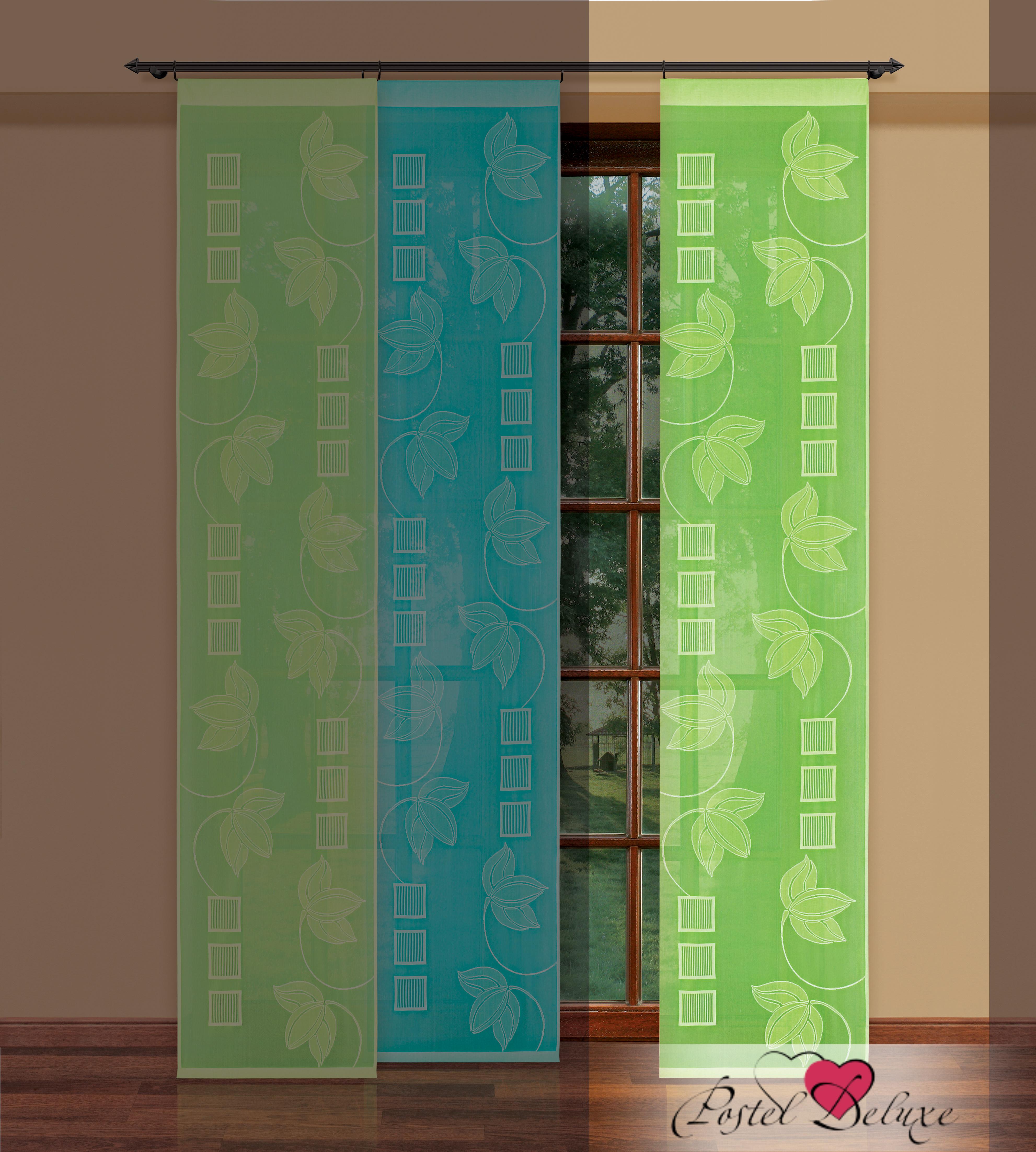 Шторы Haft Японские шторы Tayler Цвет: Салатовый