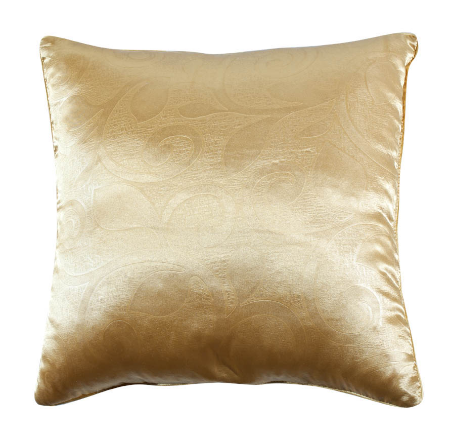 Декоративные подушки Primavelle Декоративная подушка Zavanna Цвет: Золото (45х45)