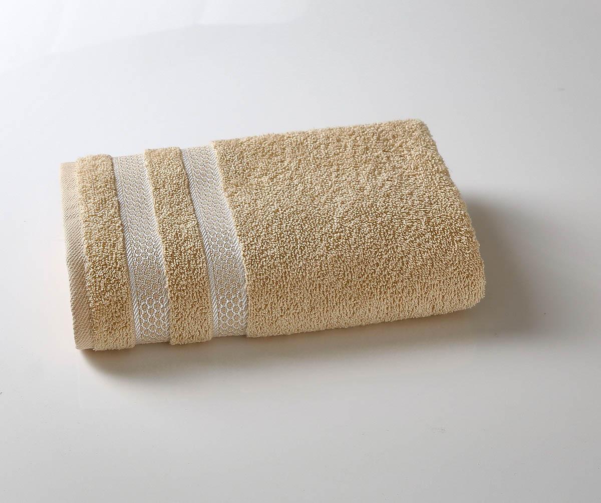 Полотенца Karna Полотенце Petek Цвет: Бежевый (70х140 см) полотенца karna полотенце iteka цвет коричневый 70х140 см