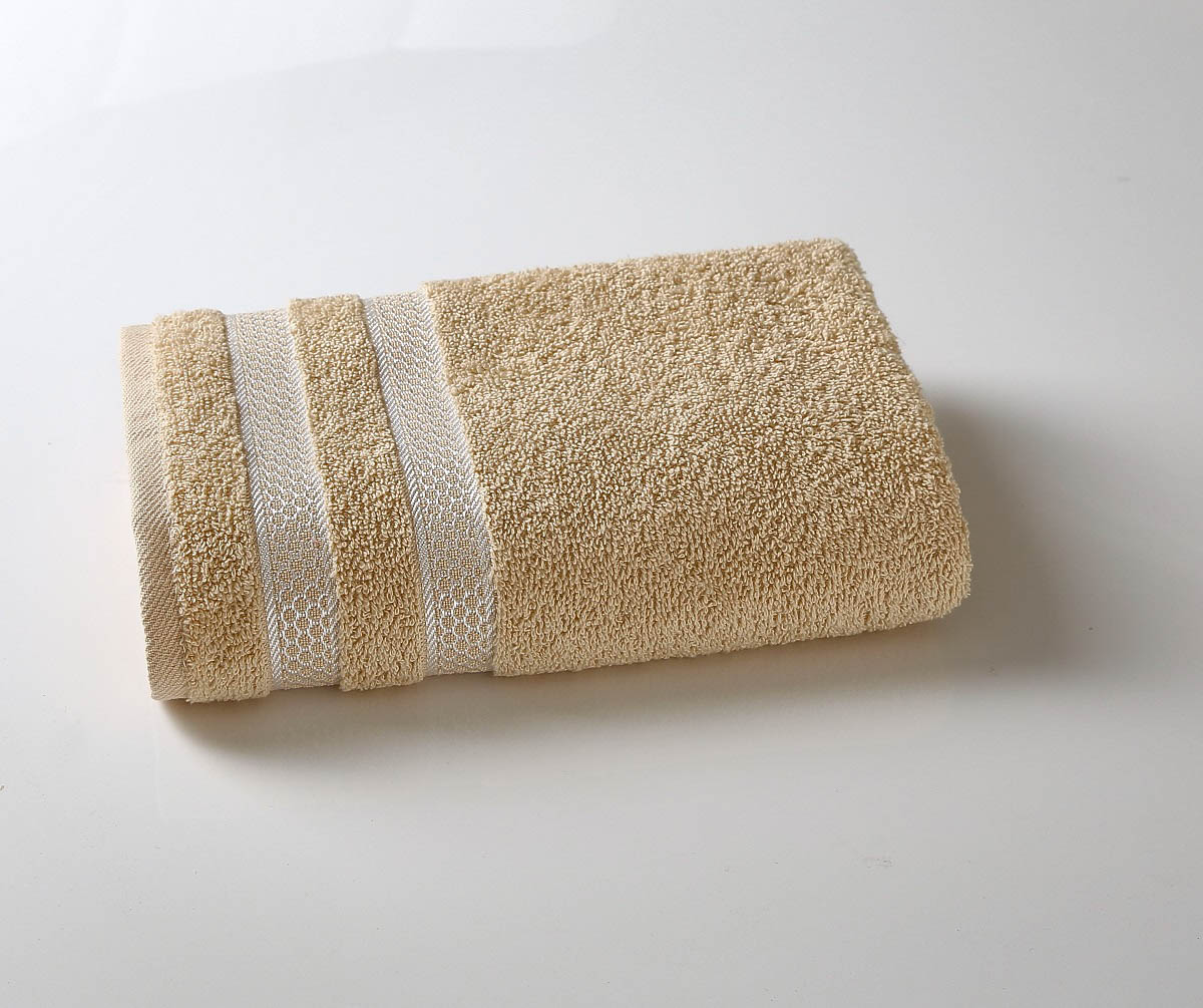 Полотенца Karna Полотенце Petek Цвет: Бежевый (70х140 см) karna karna полотенце innes цвет красный 70х140 см