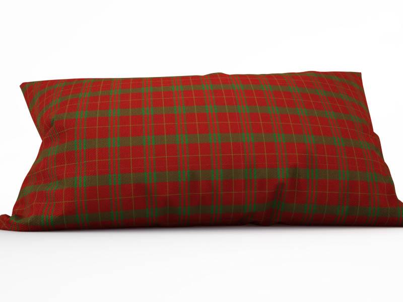 где купить Декоративные подушки StickButik Декоративная подушка Контрастная Клетка (25х45) по лучшей цене