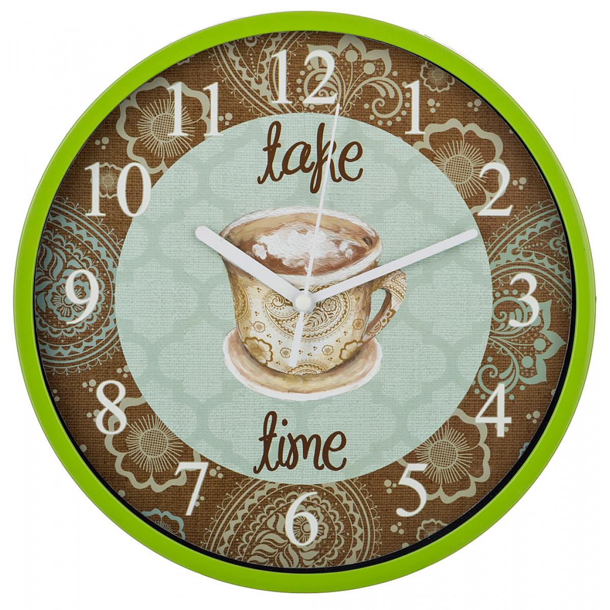 {} Lefard Часы Lindy  (4х25х25 см)