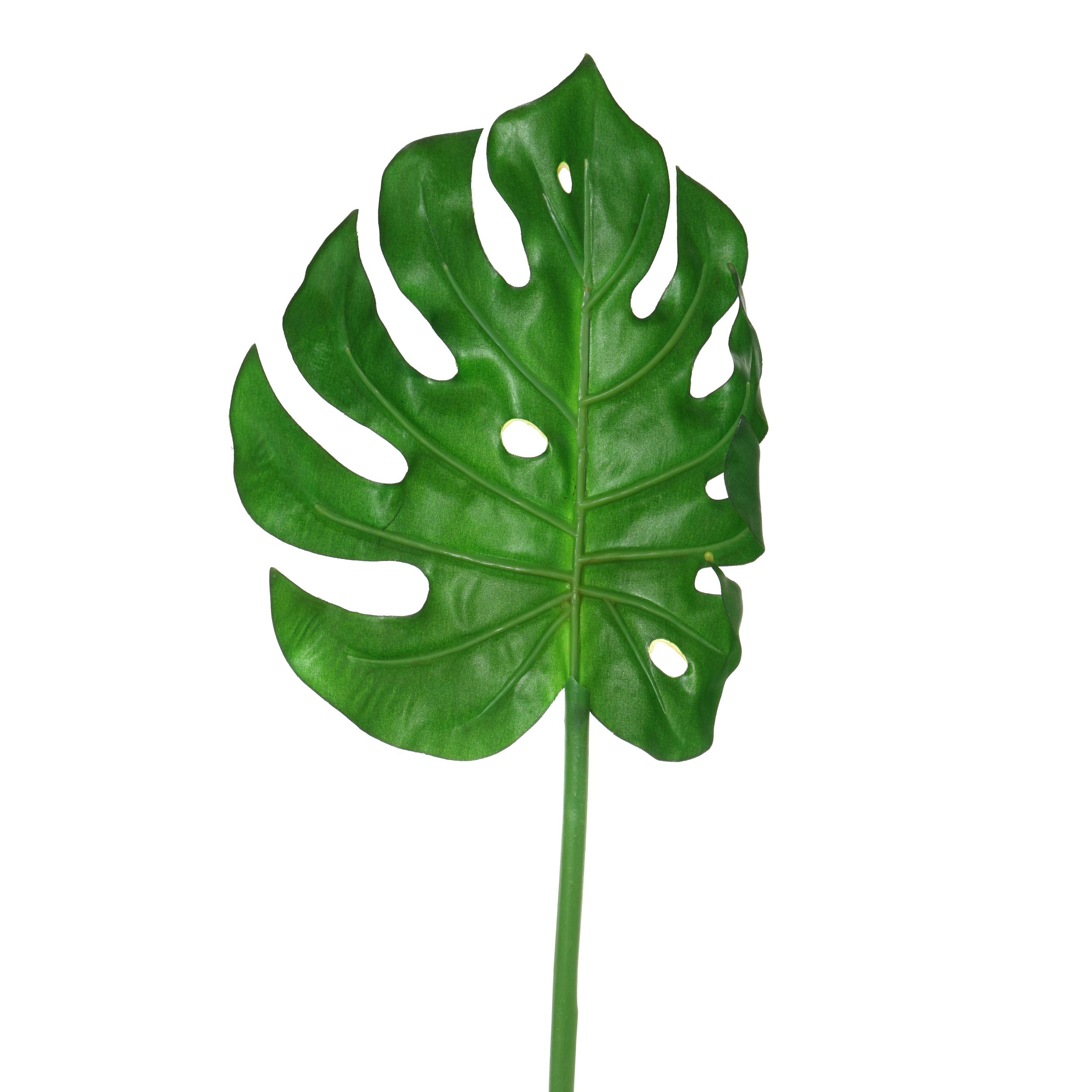 {} Arti-M Искусственное растение Лист Монстеры (77 см) lefard искусственное растение arley 85 см