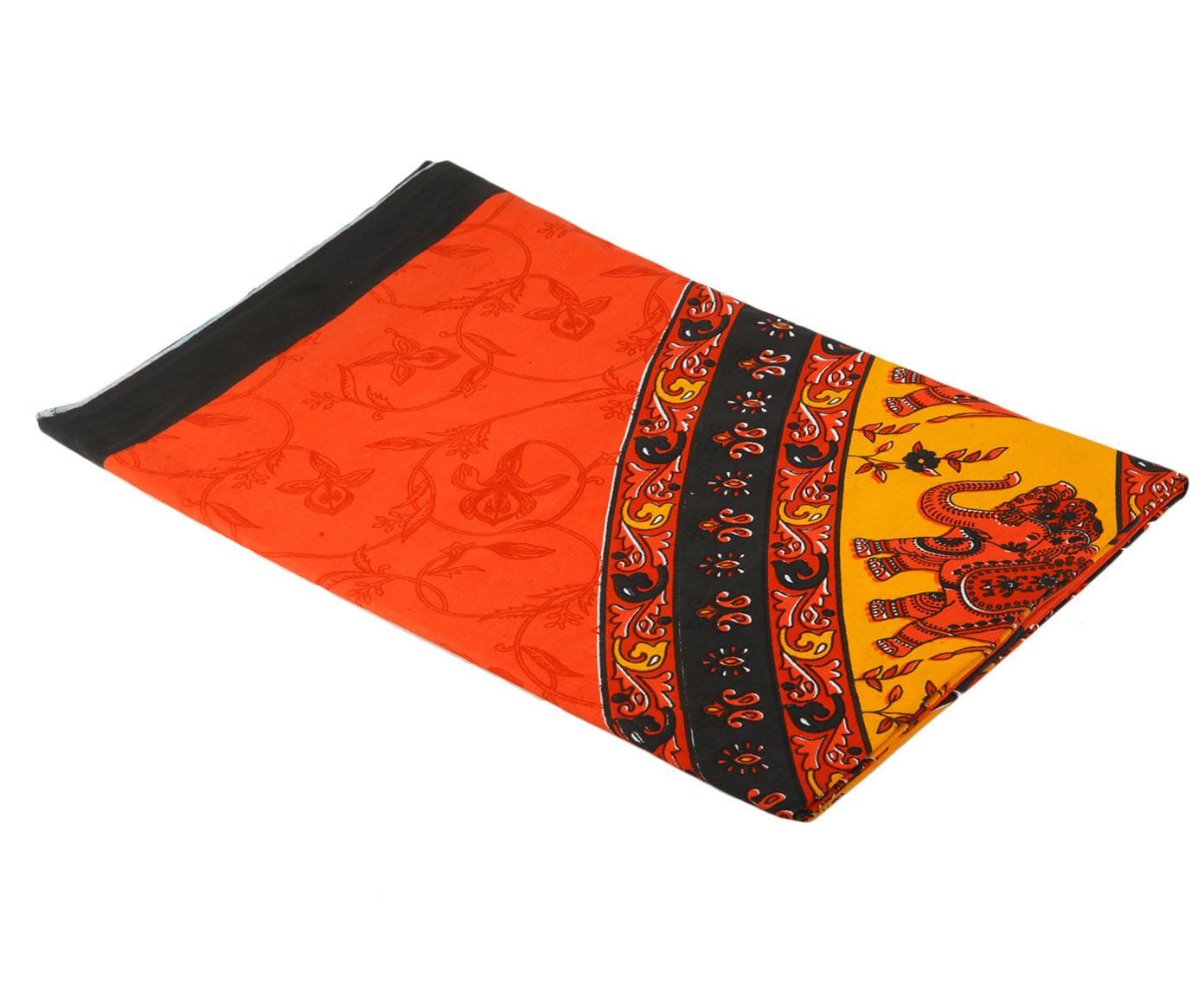 Покрывало Ethnic Chic Покрывало Слон Цвет: Оранжевый, Красный (225х250 см) фоторамки ethnic chic фоторамка