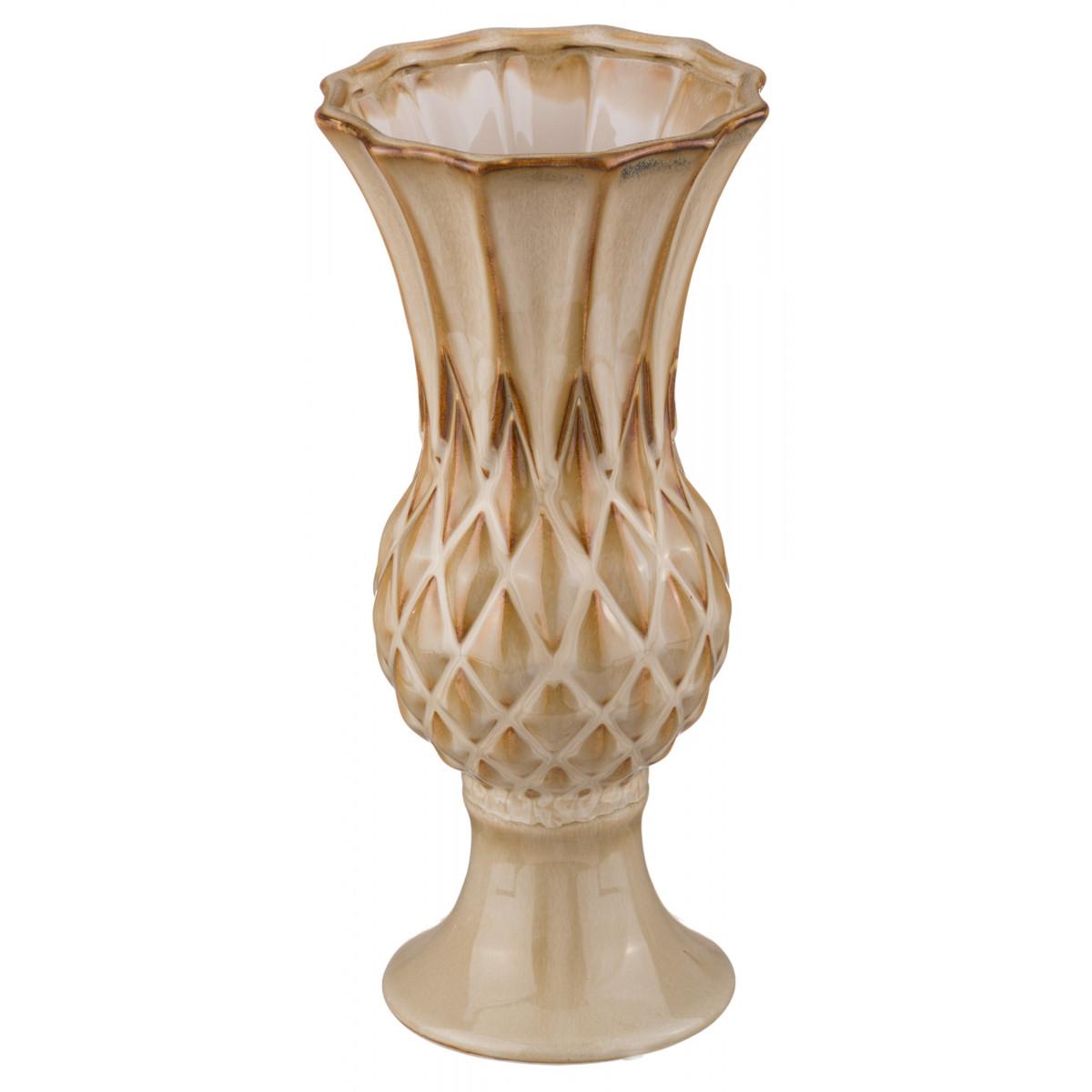 {} Lefard Ваза Sheena (14х30 см) ваза керамическая 14 х 9 х 30 см