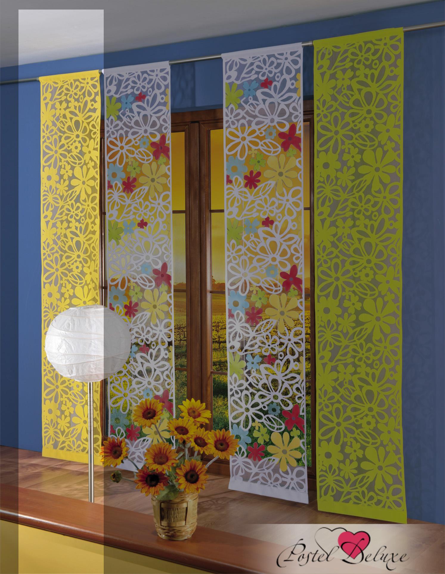Шторы Wisan Японские шторы Pramyk Цвет: Желтый wisan wisan японские шторы concord