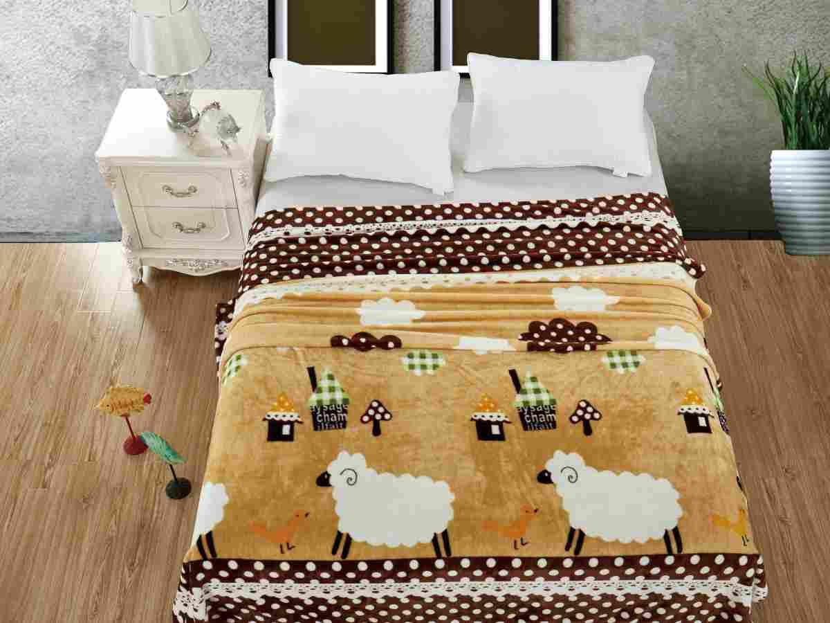 Детские покрывала, подушки, одеяла Cleo Детский плед Adalia (150х200 см) детские покрывала подушки одеяла cleo детский плед carmel 150х200 см