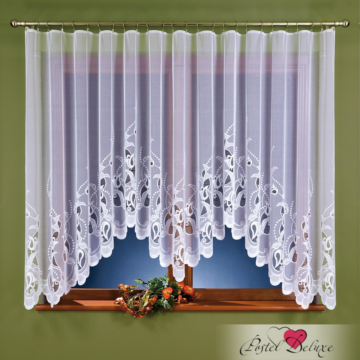 Шторы Wisan Классические шторы Justi комплект штор для кухни wisan celina на ленте цвет белый оранжевый высота 180 см