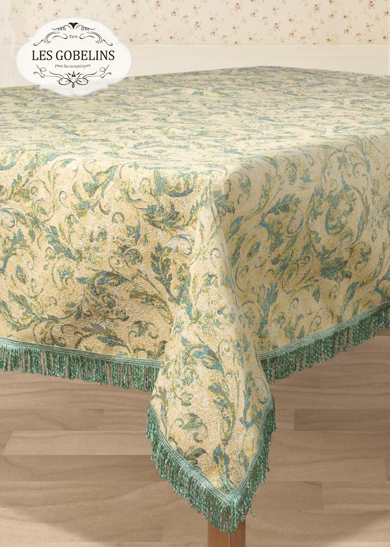 Скатерти и салфетки Les Gobelins Скатерть Jeune Verdure (150х230 см) скатерть прямоугольная 150х230 niklen скатерть прямоугольная 150х230