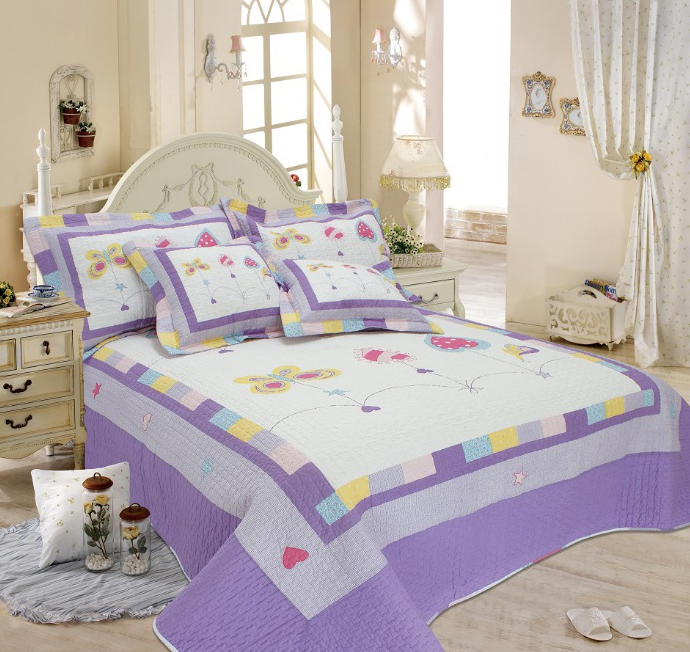 где купить Детские покрывала, подушки, одеяла Tango Детское покрывало Звездочка (180х220 см) по лучшей цене
