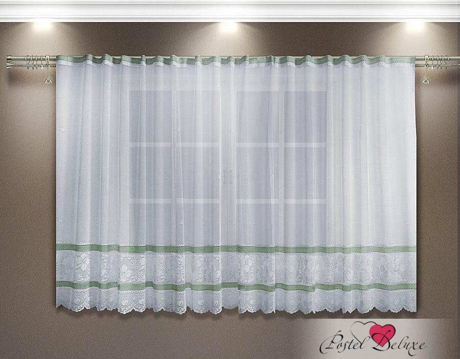 Шторы Zlata Korunka Классические шторы Adaline Цвет: Фисташковый шторы tac классические шторы winx цвет персиковый 200x265 см