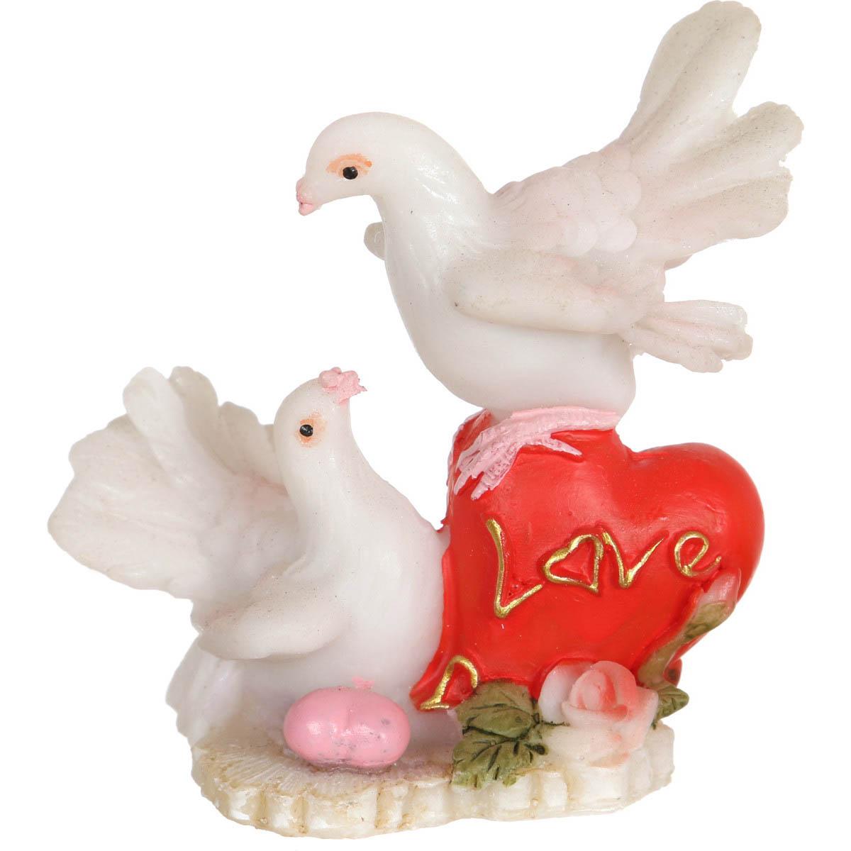 {} Arti-M Фигурка Голуби (6 см) голуби николаевские в украине купить