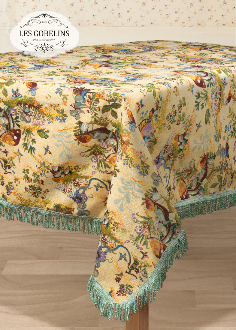 Скатерти и салфетки Les Gobelins Скатерть Souris Drole (130х160 см)