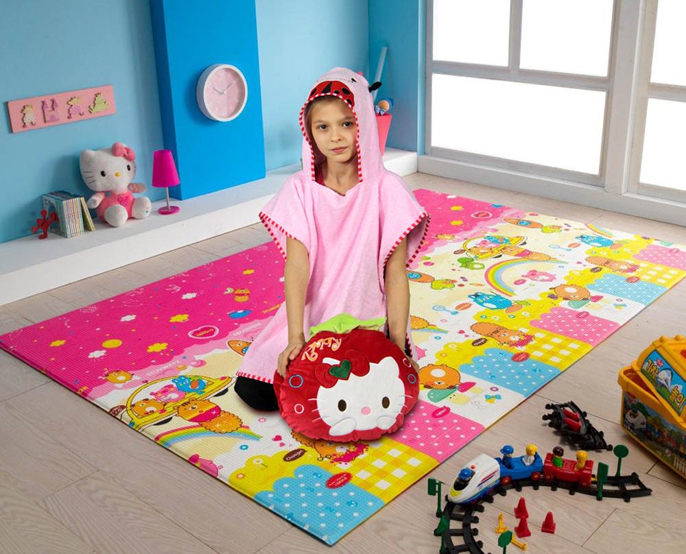 Полотенца Tango Детское полотенце Божья Коровка Цвет: Розовый (57х57 см) полотенца tango полотенце merrill 75х150 см