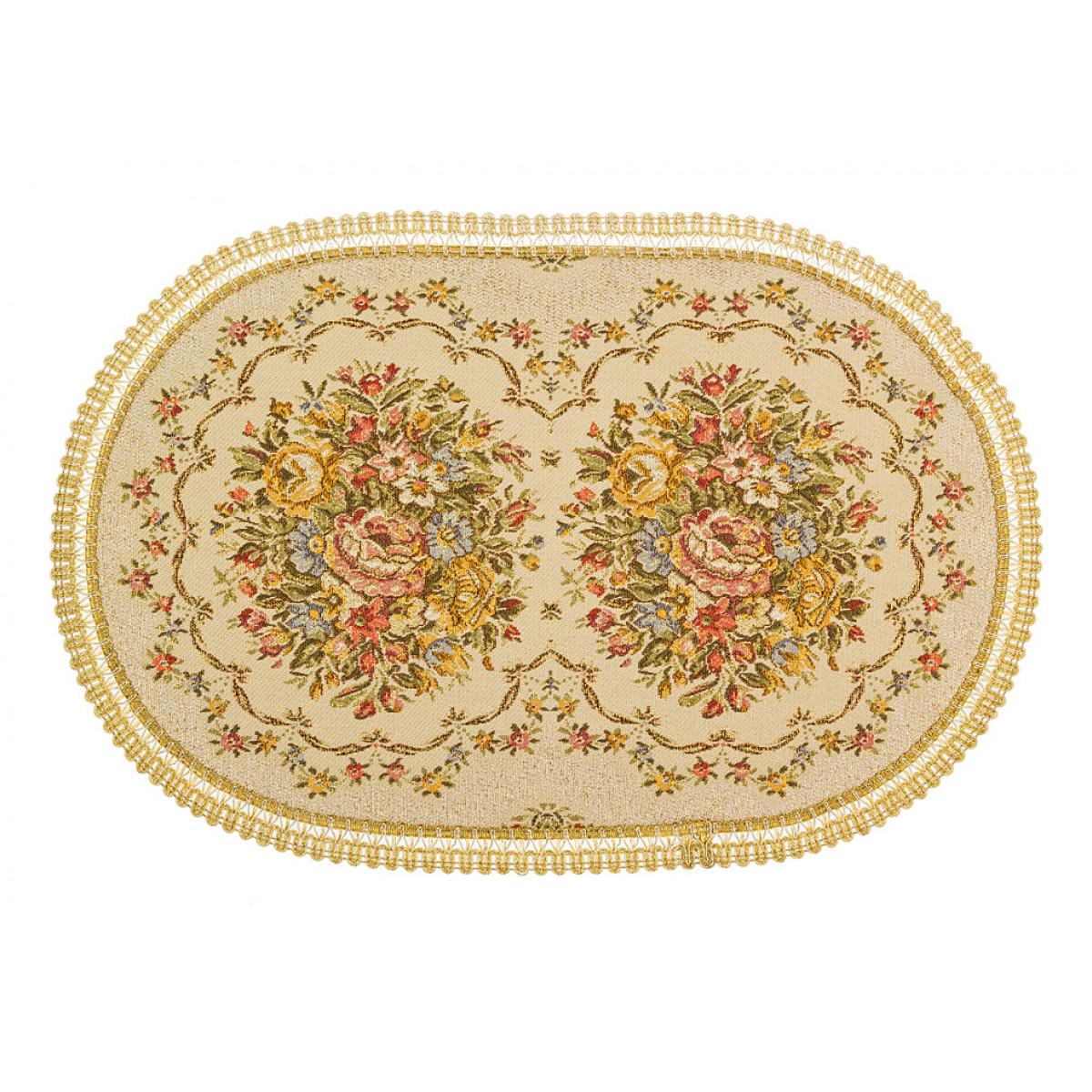 Скатерти и салфетки Lefard Салфетки Rosalind  (32х48 см) салфетка декоративная lefard 48 32 см