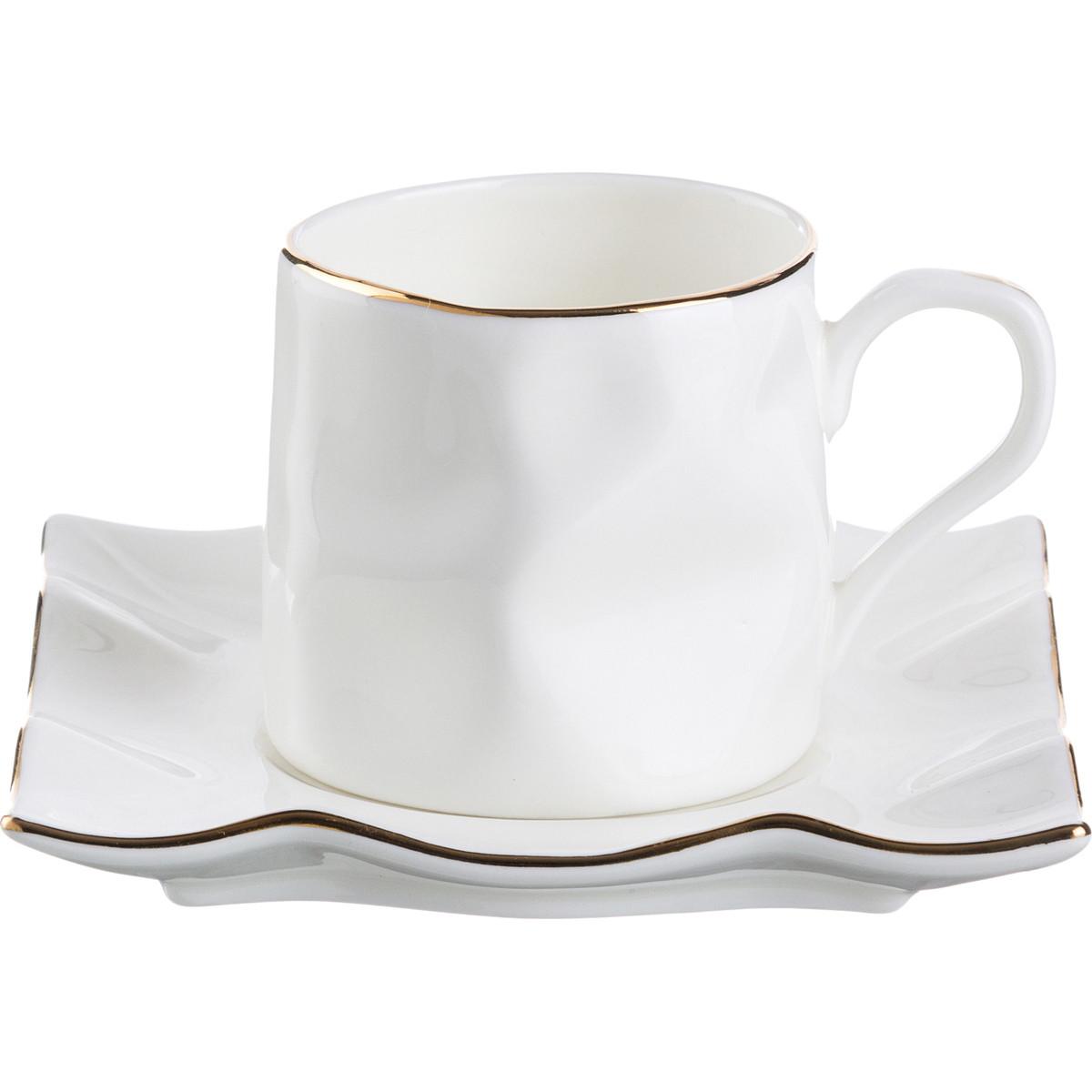 {} Lefard Чайная пара Donough  (150 мл) наборы для чаепития lefard чайная пара венская классика 230мл