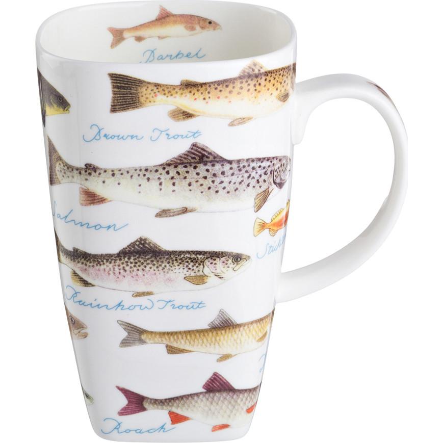 {} Lefard Кружка Рыбы (600 мл) lefard кружка elisabeth 500 мл