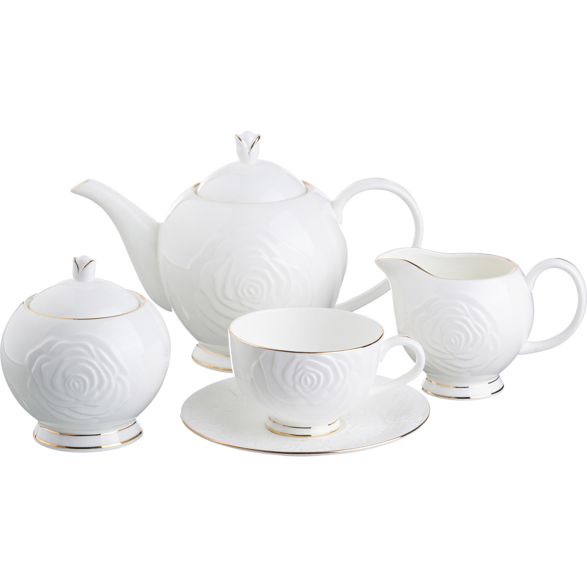 {} Lefard Чайный сервиз Blanco (Набор) чайный сервиз lefard 760 456