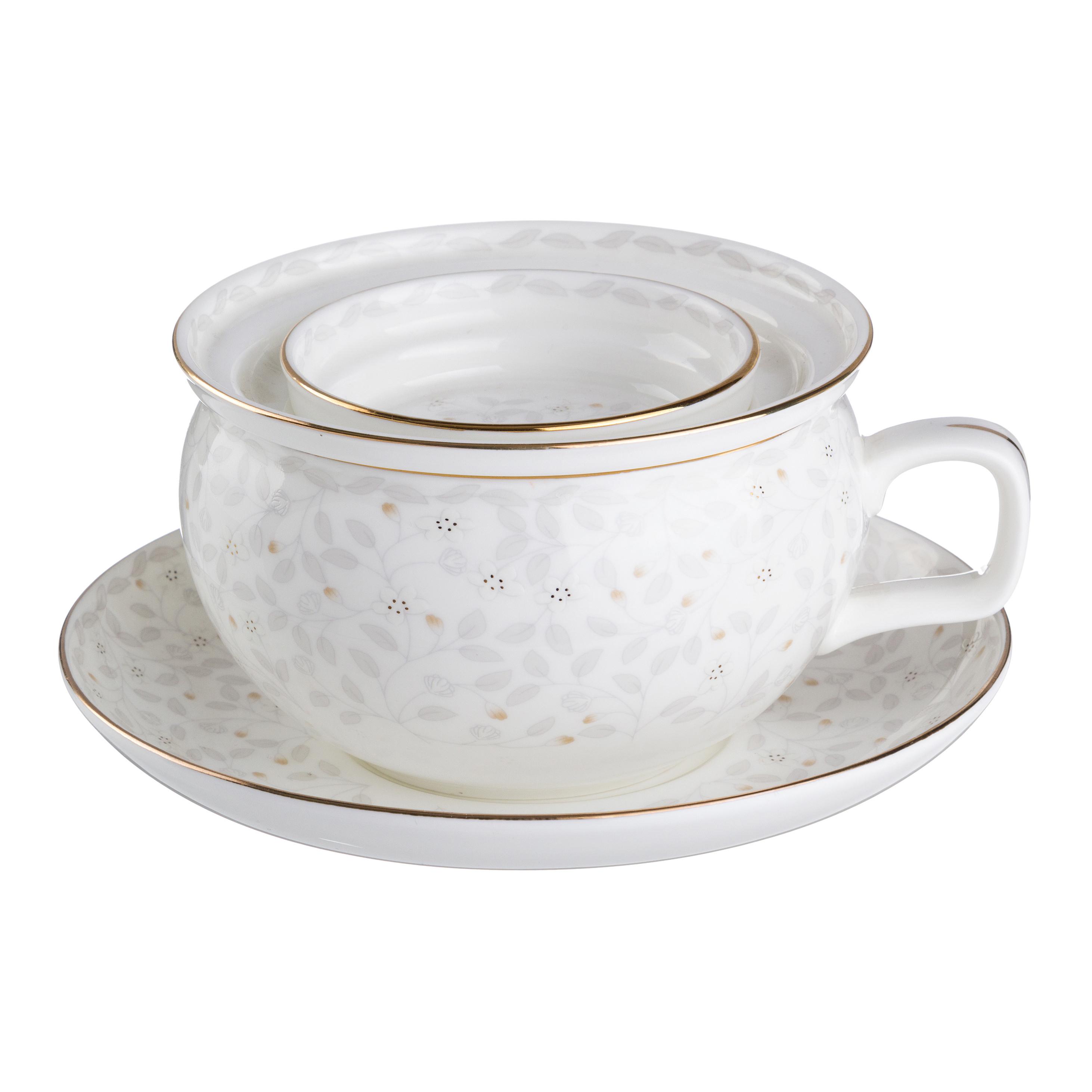 {} Lefard Чайная пара Micah  (450 мл) наборы для чаепития lefard чайная пара венская классика 230мл