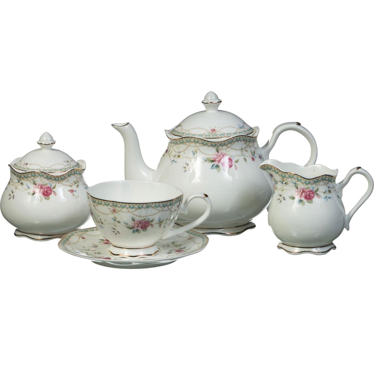 {} Lefard Сервиз Marne (Набор) creative набор для творчества украшаем чайный сервиз