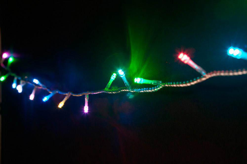 {} Светодиодная гирлянда Ammon (540 см) гирлянда feron cl113 на бобине 220v ip44 100 с9 ламп расстояние между лампами 10см мультиколор длина 11м шнур 1 5м 26911