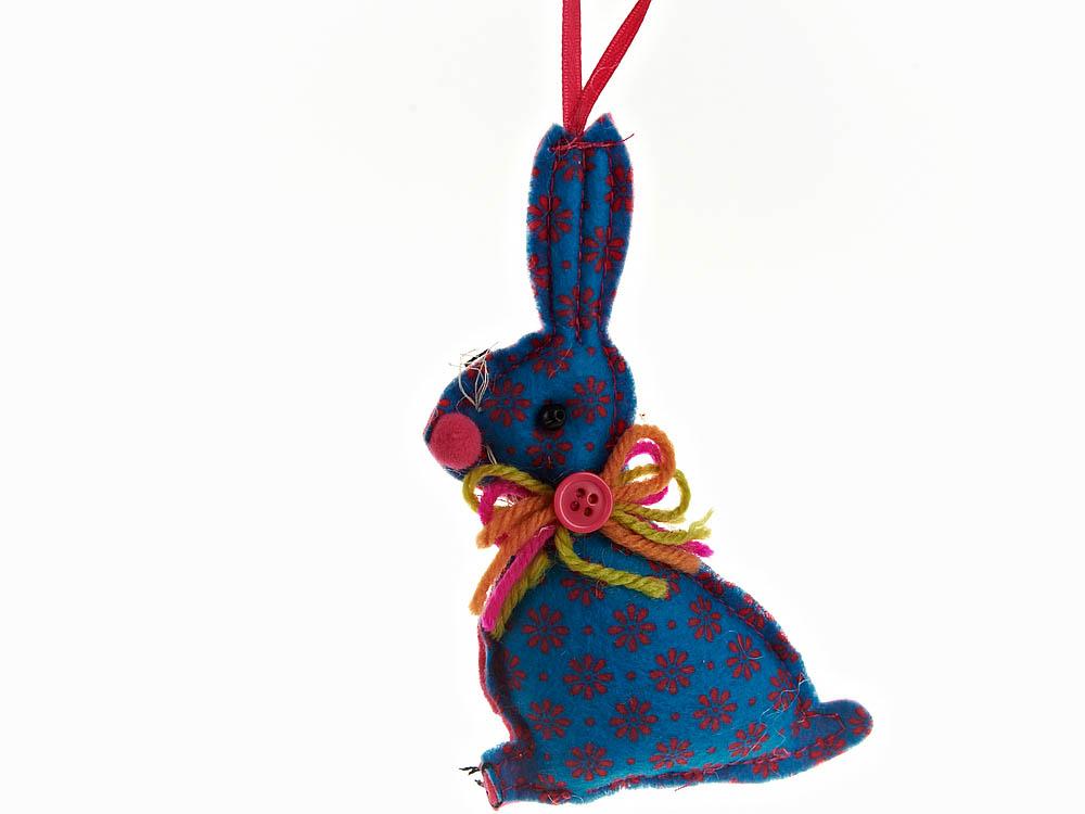 {} Monte Christmas Сувенир Зайчик (9х2х14 см ) monte christmas фигурка музыкальная monte christmas n9750006 мульти