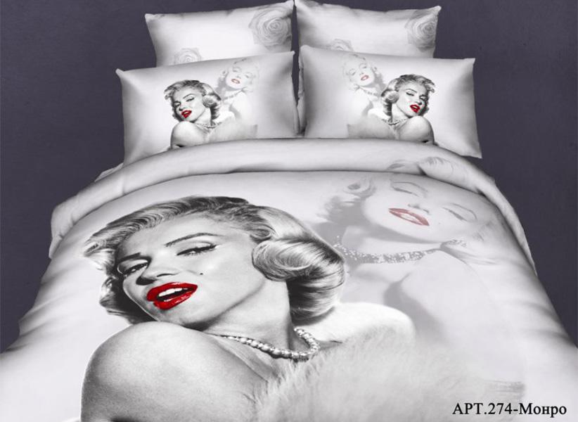 Постельное белье Diva Afrodita Постельное белье Монро (2 спал.) постельное белье diva afrodita постельное белье