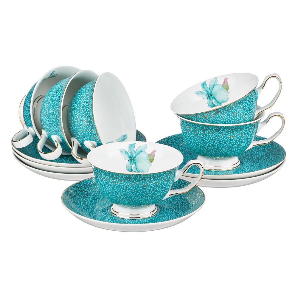{} Lefard Чайный набор Millie  (200 мл - 6 шт) lefard тарелка millie 20 см