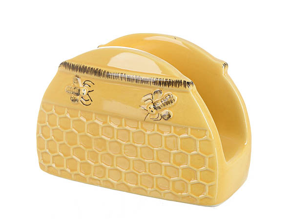 {} ENS GROUP Салфетница Пчелка (6х9х12 см) ens group кашпо toya 12х12 см