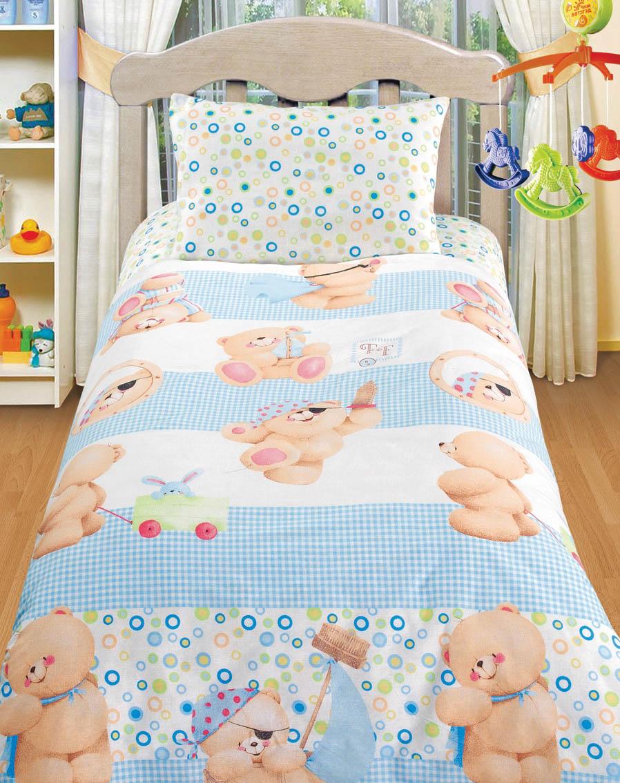 Детское Постельное белье Forever Friends Постельное белье Покоритель морей (112х147 см)