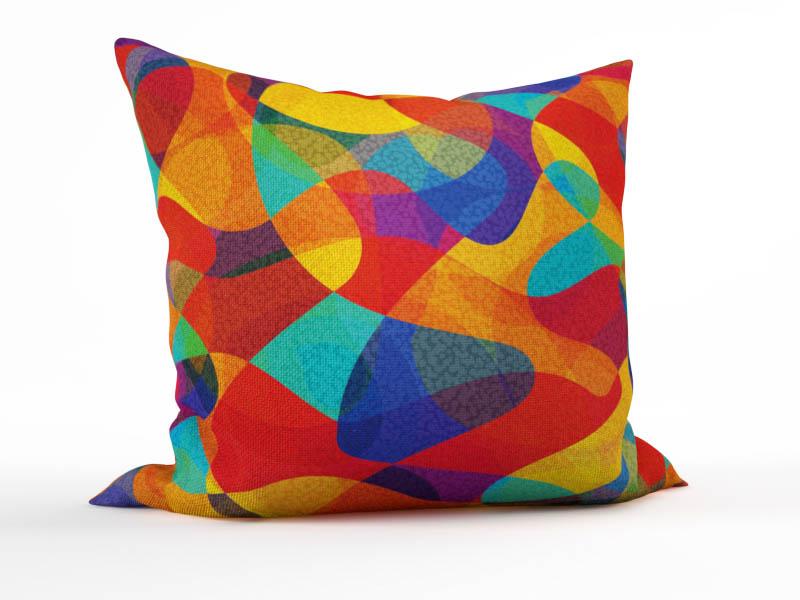 Декоративные подушки StickButik Декоративная подушка Абстрактные Узоры (45х45)