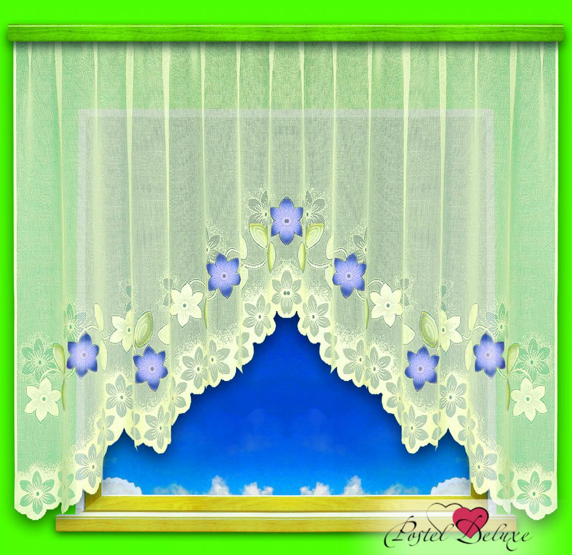 Шторы Haft Классические шторы Ekol Цвет: Голубой шторы tac классические шторы winx цвет персиковый 200x265 см