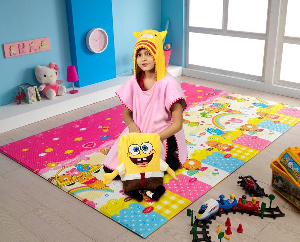 Полотенца Tango Детское полотенце Котенок Цвет: Розовый, Желтый (57х57 см) полотенца tango полотенце merrill 75х150 см