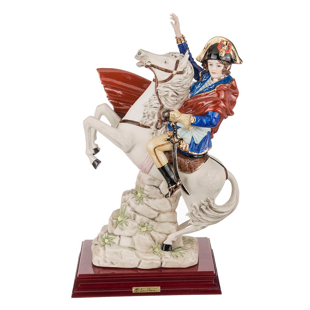 {} Sabadin Vittorio Фигурка Наполеон (19х29х50 см) sabadin vittorio фигурка mignon 27 см