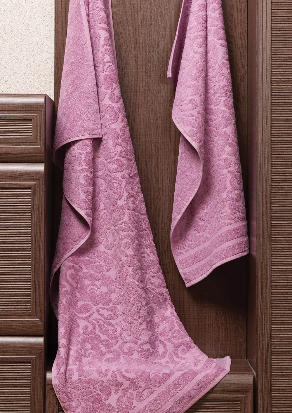 Полотенца Primavelle Полотенце Fiona Цвет: Лиловый (50х90 см) цена и фото